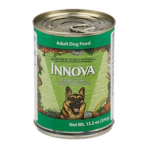 """To get a free can of Innova dog food, click here to """"Like"""" Petsmart on facebook. Then click """"Free Can of Innova Dog Food"""" and print your coupon. This offer is valid through 9/30."""