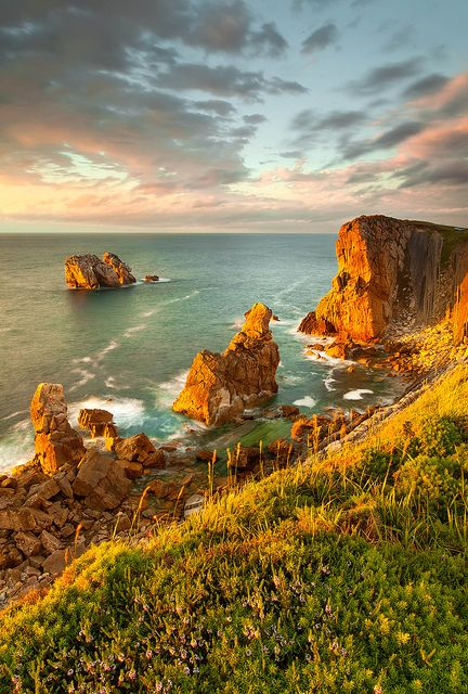 ✯ Costa Quebrada - Cantabria, Spain