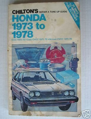 chiltons repair and tune up guide honda 350 550 fours 1971 77
