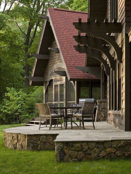 Traditional Screened In Porches Design, Pictures, Remodel, Decor and Ideas - page 56