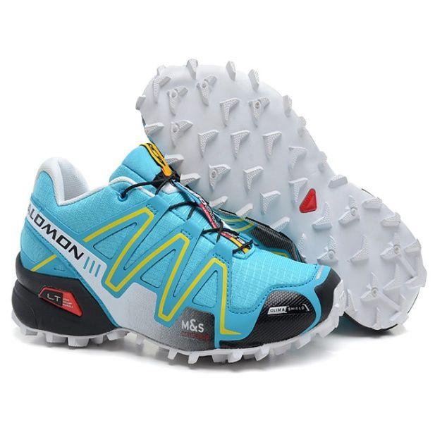 RSS Product Feed :: Chaussures Ski Salomon Homme S-Wind Bleu Ciel Noir Blanc