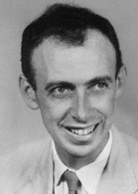 James Watson James D. Watson  On this date in 1928, James D. Watson was born in Chicago. Watson, who co-discovered the double helix structure of DNA (deoxyribonucleic acid) at age 25, was awarded the Nobel Prize in Physiology or Medicine in 1962, along with Francis Crick and Maurice Wilkins.