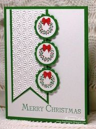 Stampin Up Christmas Favors | Stamping with Klass