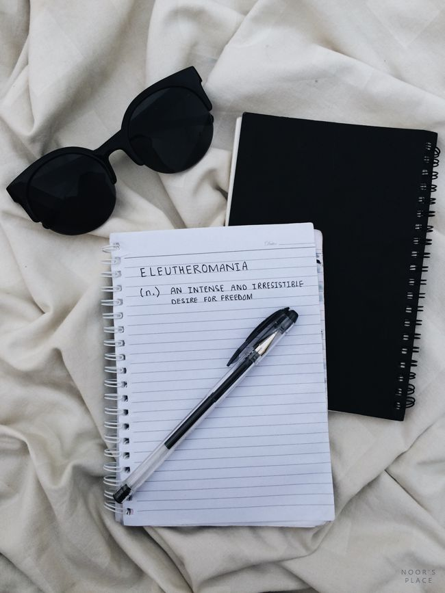 NEW POST - photo diary: eleutheromania (an irresistible desire for freedom)   // tumblr white aesthetics grunge hipsters photography instagram ideas inspiration, creative lifestyle bloggers, noor unnahar artists creative, photo art,  notebook flatlay black //