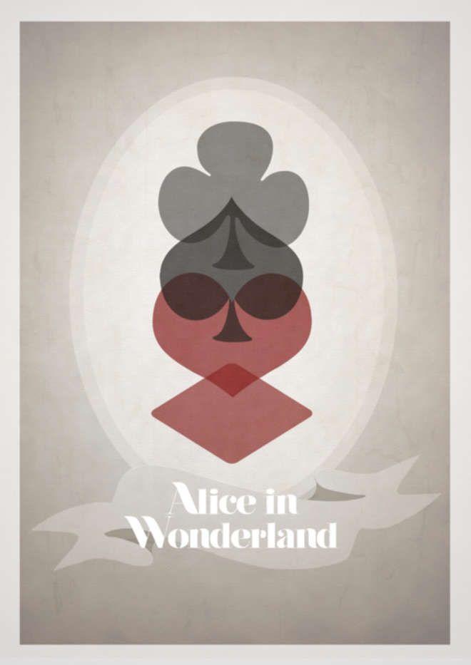 Alice in wonderland = Alice au pays des merveilles