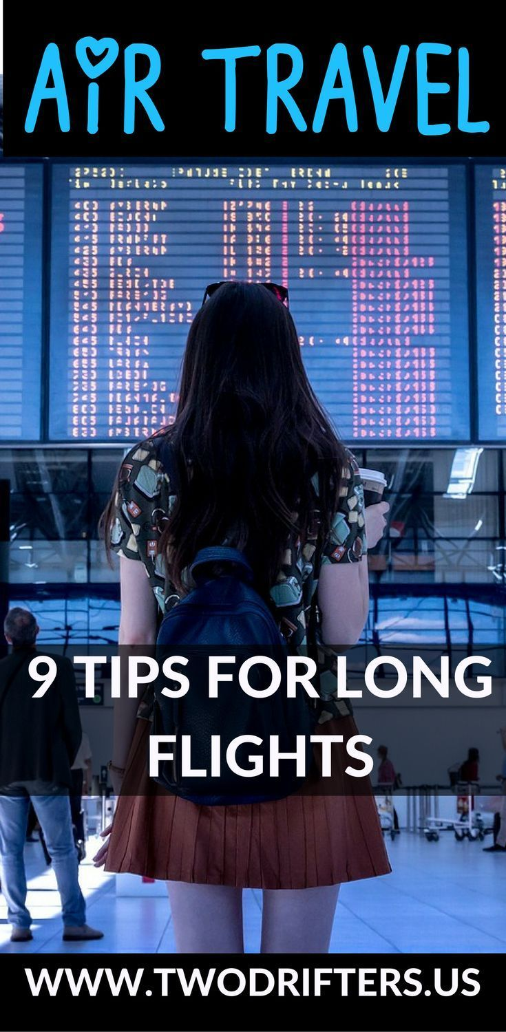 Want to have a better, more relaxed plane flight? Trying to get some restful sleep on your overnight flight? Nervous about the logistics? With these 9 travel tips you'll be a…   Flight tips | Tips for flying | Travel tips | Long haul flight tips | Overnight flight tips | International flights | Red eye flights | What to wear on a plane