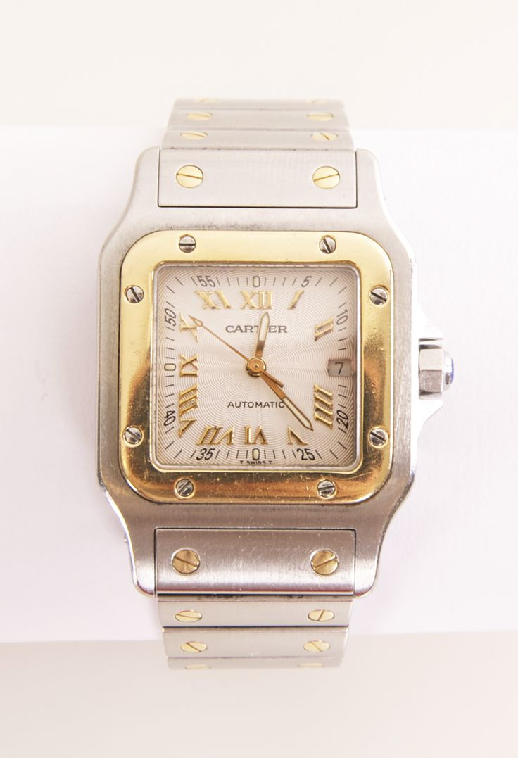 CARTIER WATCH @Michelle Flynn Coleman-HERS