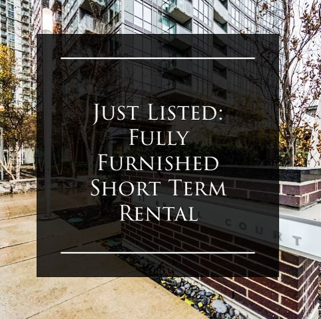 Just Listed: Fully Furnished Short Term Rental at 11 Brunel Crt unit 3211. 1 bedroom + den + parking + locker • Spacious, Bright, Open Concept South Facing Unit With Unobstructed Views Of The Lake From The Living And Bedrooms. 668 Sqft + Balcony With No Wasted Space. Laminate Flooring Throughout, Upgraded Finishes And SSAppliances. Den Can Be Used As An Office Or Small Bedroom. Steps To Ttc, Rogers And Air Canada Centres, The Lively King West, The Lake, and All Your Daily Errands Are At Your…