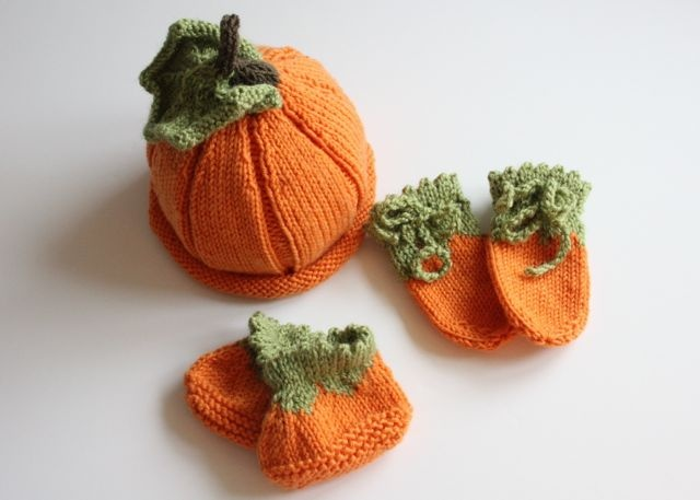 13 Best images about Knitting ~ baby hats (food & flowers) on Pinterest ...