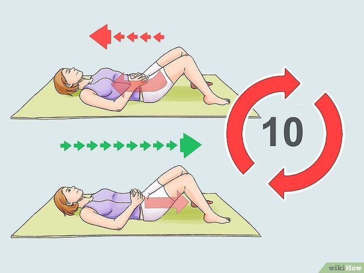 Comment faire les exercices de Kegel: 16 étapes