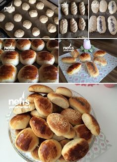 Alman Ekmeklerim (Milchbrötchen)