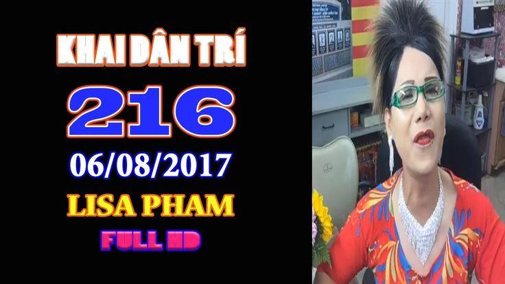 Lisa Pham [Khai Dân Trí 216] Đồng loạt diễn tập bắn đạn thật -  Việt Nam trước nguy cơ đảo chánh - YouTube