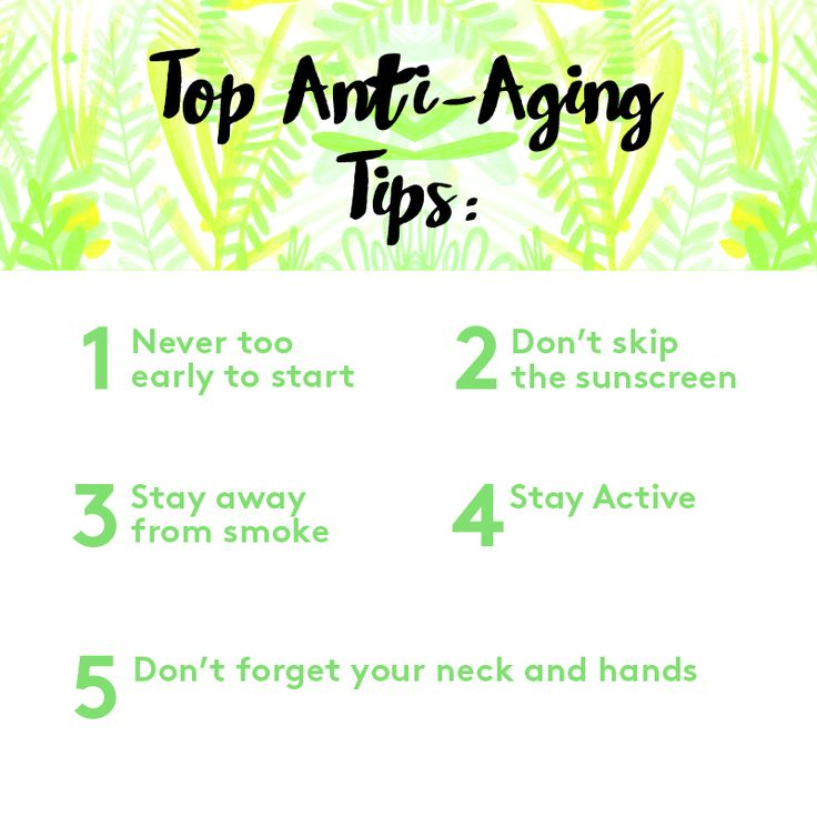 Here are our #ForeverYoungFriday top anti-aging tips to look after your skin, your body and your mind! Do you have any to add? Let us know! #StayAmazing  #antiaging #beauty #skincare