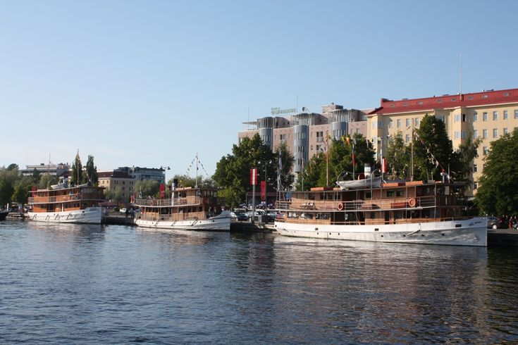 Savonlinna harbour