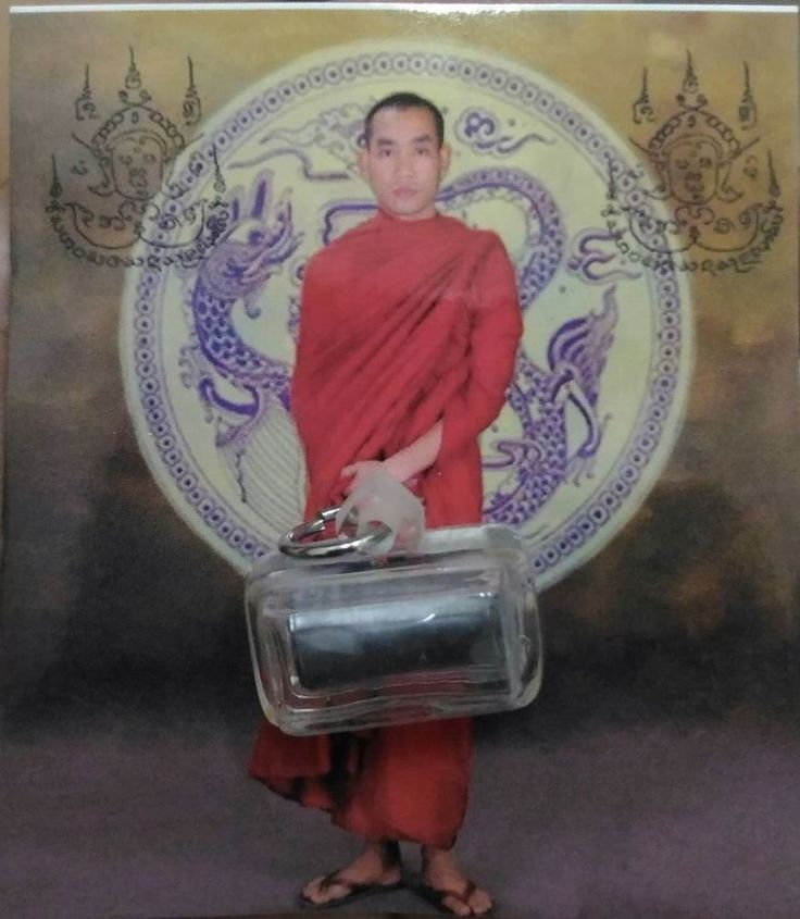 Material = lead takrut in case. Blessed By LP Tet Rang Si from Wat San Ma Kiang, Chiang Mai. Free Special Gift Complete with Love, even ghost love you. Suitable for who need couple. Waking up passion, sex and love. | eBay!