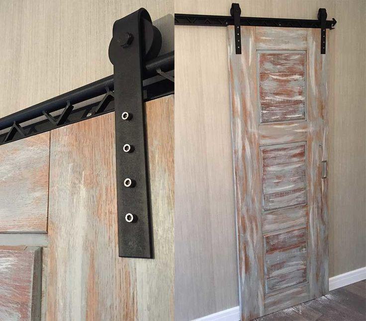 Дверь амбарная Бристоль