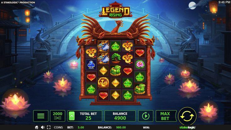 Ra slots casino games