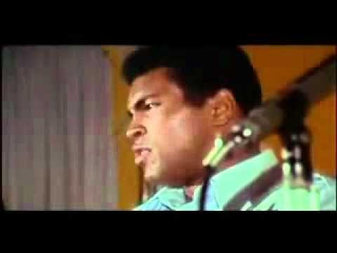Muhammad Ali inspirational Speech