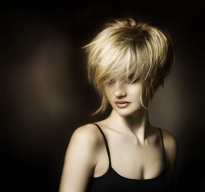 Added By Eric Fisher Academy. Submitted for NAHA 2010. Hair by Crystal Talbot. @bloomdotcom