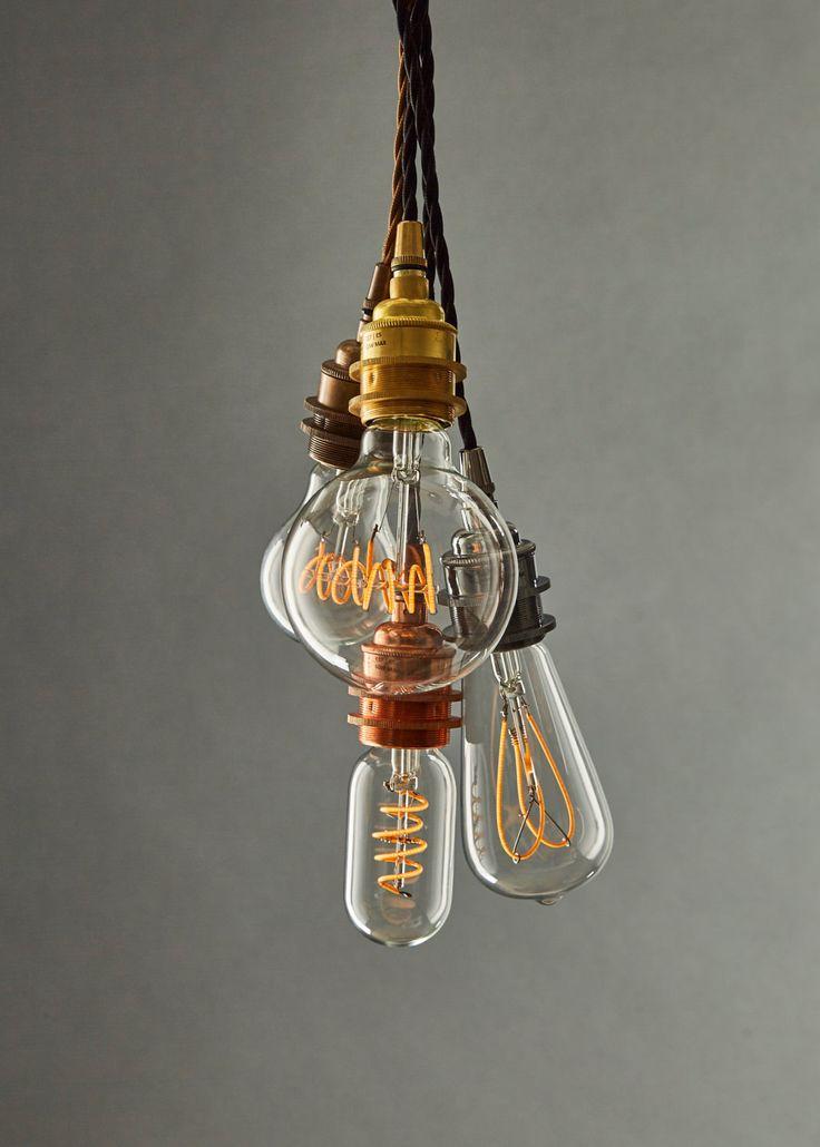 flexible led filament lamps