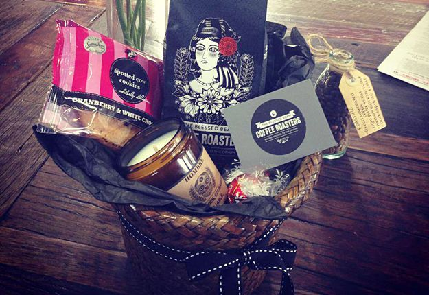 Wake dad up with a wonderful coffee hamper this fathers day! The Blessed Bean Gender Blend Coffee Pack is $50, MoM loves this #fathers day gift idea, you can #win it at www.mouthsofmums.com.au in the  huge fathers day hamper give away!