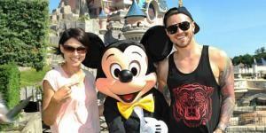 Big Brother Presenter Emma Willis Visits Disneyland Paris!