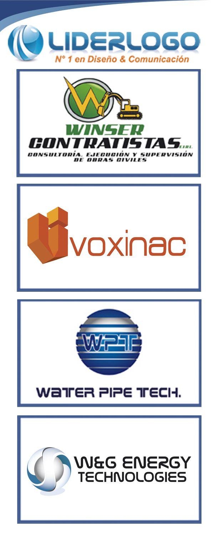 Desarrolla la mejor identidad corporativa para tu empresa vía www.liderlogo.com.mx/papeleria #logo #logodesign