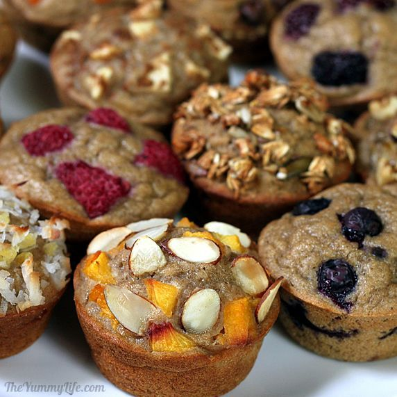 Make-Ahead Magic Muffins