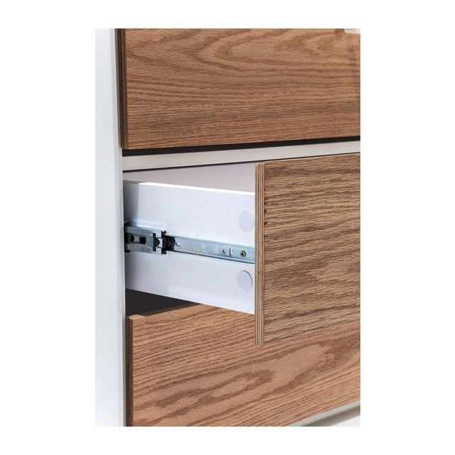 Commode haute Closed Society 5 tiroirs Kare Design KARE DESIGN
