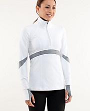 """It might be cold out, but this """"Run: Distance Pullover"""" will keep you warm!"""