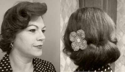 Hairstyles By Decade : ... styles 40 hair styles valentines ball 1930 s fashion decade hairstyles