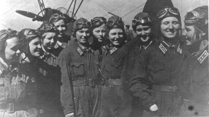 Gorące blondynki i protegowane Stalina. Kim były kobiety, które nazywano Nocnymi Wiedźmami?
