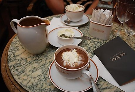 Cafe Angelina Paris Hot Chocolate Recipe