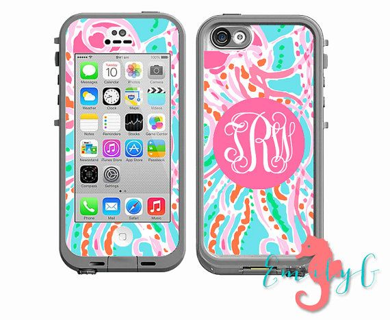• HOW TO CUSTOMIZE YOUR DECAL: Please provide the following specifics in the Notes to Seller box at checkout. 1. Name or 3 Letter Monogram - If you
