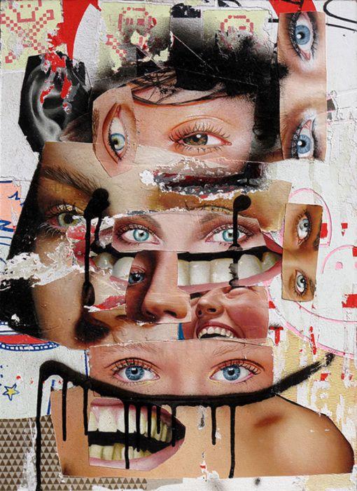 "Asha Zero "" TSOK "" Acrylic on Board 35 x 48 cm 2014 #ashazero"