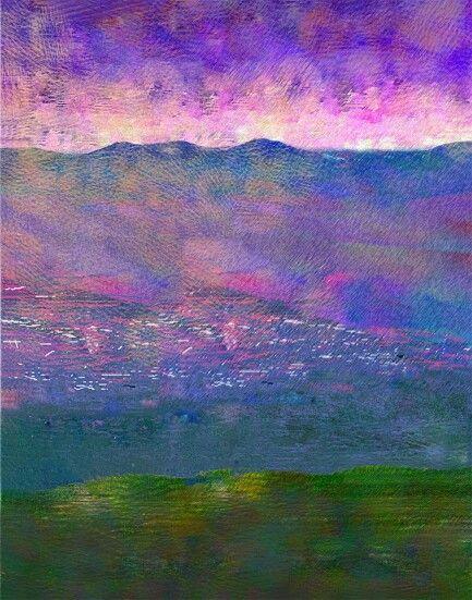 Landscape  by  luigi  rabellino