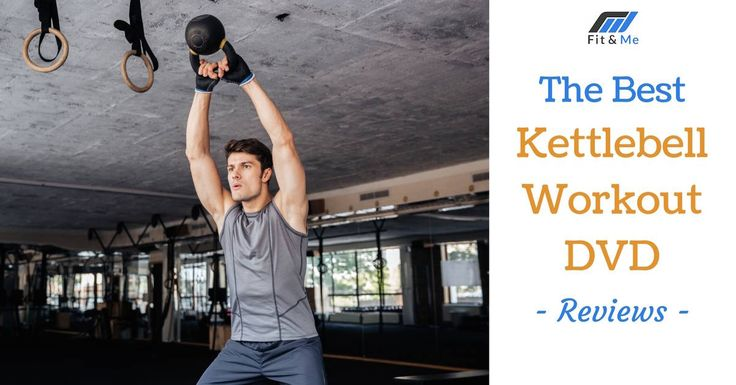 Working out with a kettlebell is a fantastic way to train your muscles and your cardiovascular system. So let's talk about the best kettlebell workout DVD!