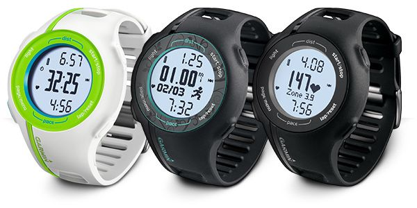 Polars And Garmins And FuelBands... Oh My! Heart Rate Monitor Comparison | Girls Gone Sporty