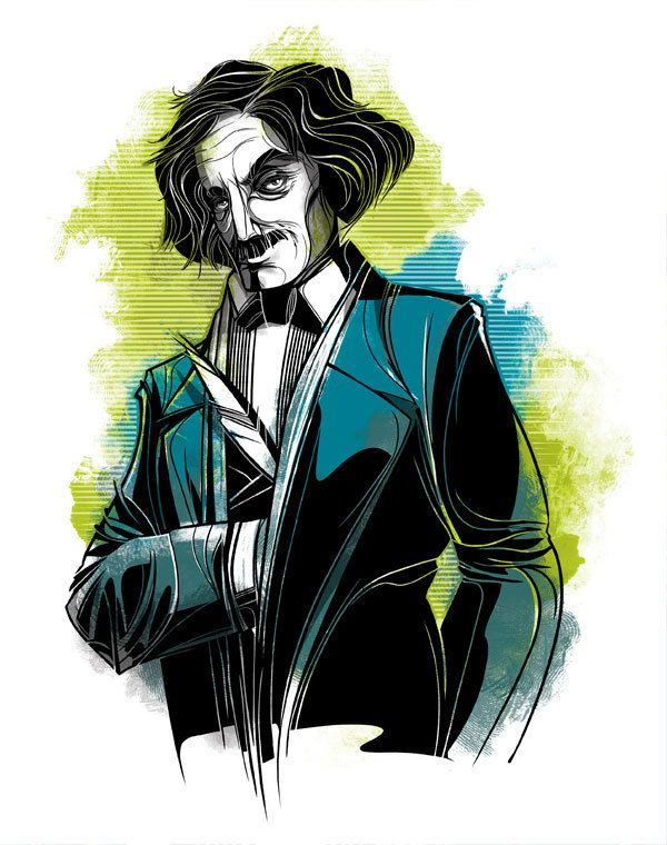 Illustration by GOLPEAVISA , via Behance
