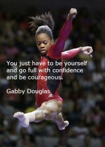 Top 3 Role Models for Kids - Gabby Douglas, the flying squirrel, is a gymnast who participated in the 2012 London Olympics. gabby-douglas. Before Gabby, no African-American gymnast had become all-around champion.