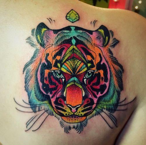 tattoo done by Katie Shocrylas #ink #tattoo