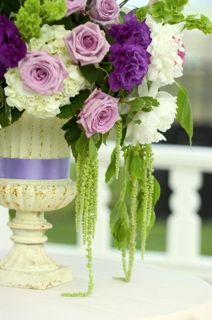 photo[jameephotography.com]Lavender Green, Lavender Rose, Flowers Centerpieces, Flower Centerpieces, Flower Arrangements, Centerpieces Arrangements, Purple Reception, Beautiful Rose, Pretty Lavenders Purple