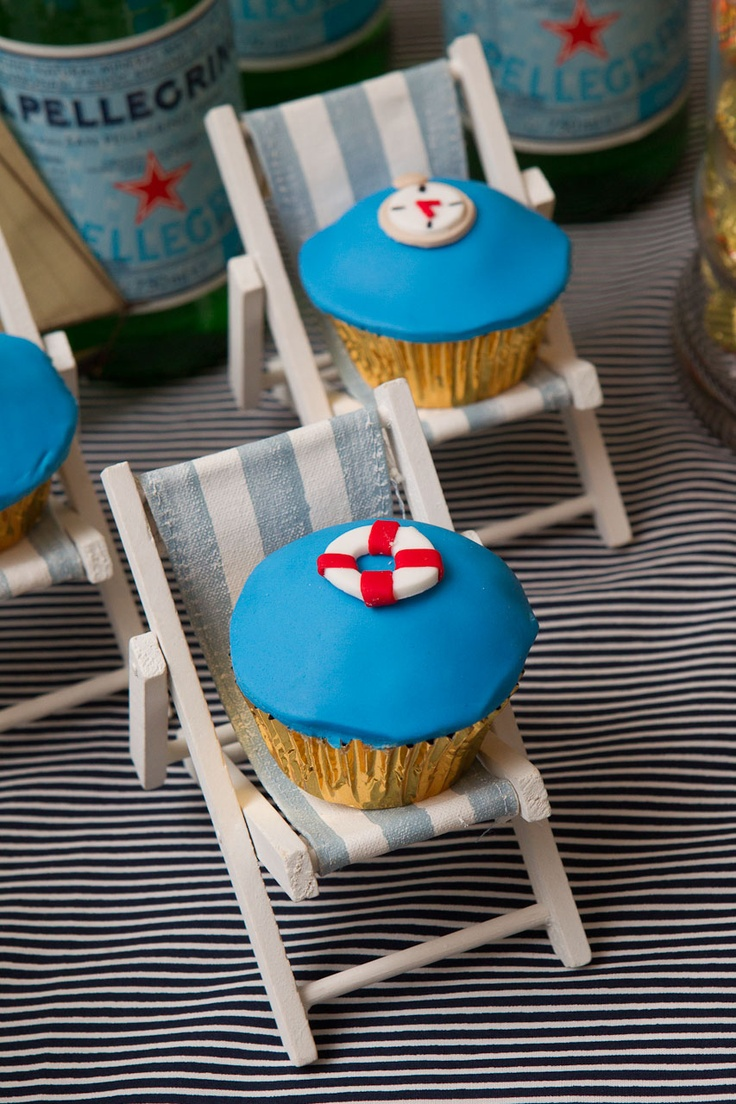 Little Big Company Nautical Party