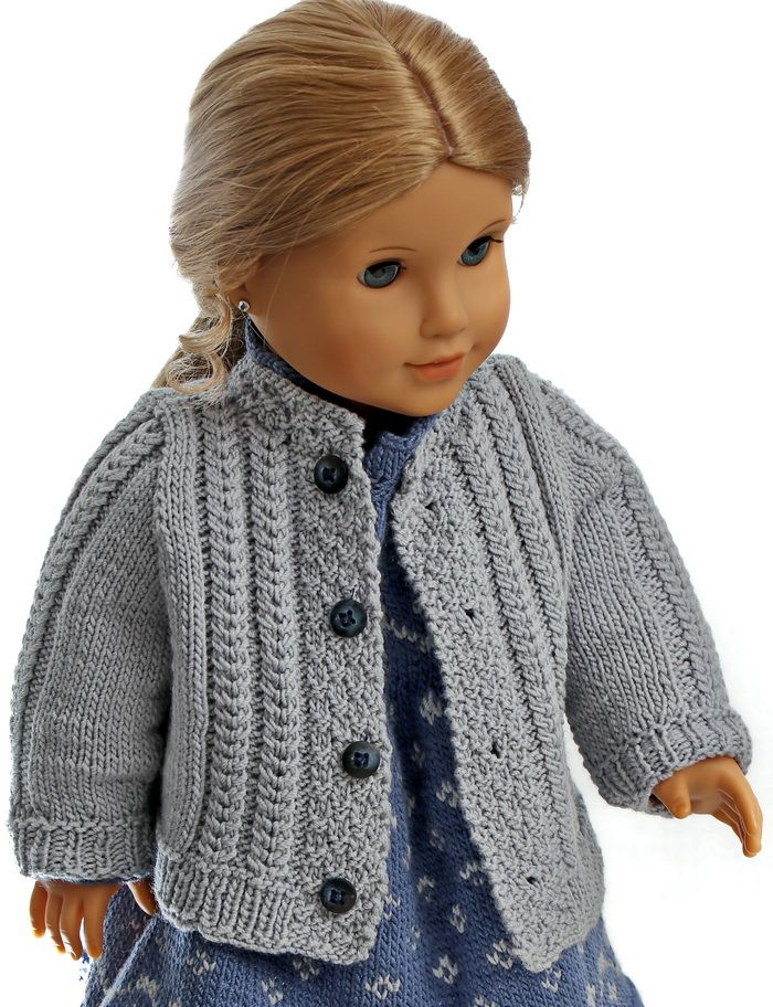 Knitting patterns dolls clothes baby born