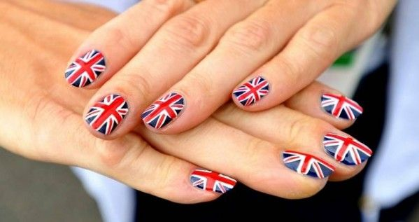 A New Olympic Trend: Patriotic Nail Art   Toronto Is Fashion   A Canadian Fashion Blog  