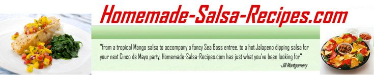 How to Can Salsa -Canned Salsa Recipes