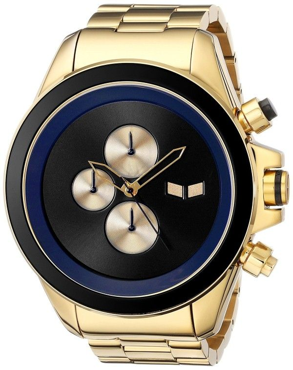 Men watches : Gold watches for men Vestal