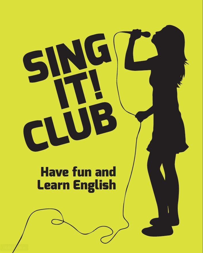 """Sing it Club American LIFE Kocaeli İzmit İngilizce Almanca Rusça yabancı dil kursundan bir ilk daha...  İnglizce şarkılardan oluşan Sing it Club etkinliği ile her hafta Pazar günleri; 12:00 - 13:00 13:00 - 14:00 """"İngilizce öğrenmenin keyfini çıkartın! """" dıyoruz  7 Şubat 2016'da başlayacak olan Sing it Club aktivitemiz için tüm American LIFE öğrencileri davetlidir.  Eğlenerek İngilizce öğrenmenin tadını American"""