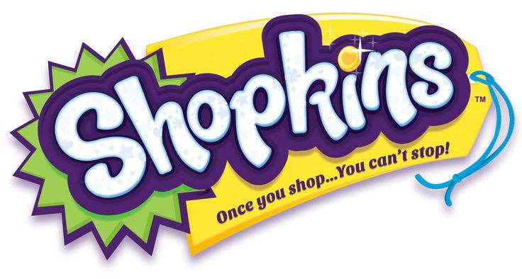Shopkins Logo