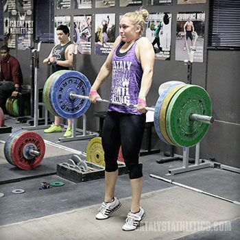 10 Things New WOMEN Weightlifters Should Know by Aimee Anaya Everett - Olympic Weightlifting - Catalyst Athletics - Olympic Weightlifting
